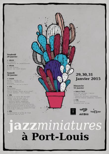 Jazzminatures 2015