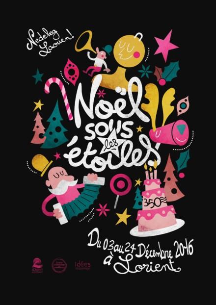 Noël sous les étoiles 2016