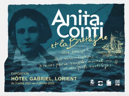 Anita Conti et la Bretagne